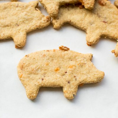 Bacon Cheese Dog Treats