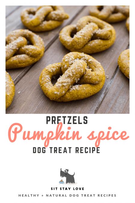 pretzel shaped dog treats